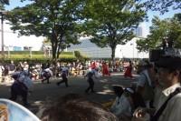 原宿表参道元氣祭スーパーよさこい2012