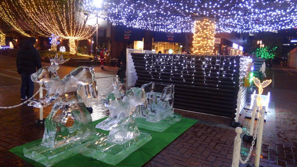 多摩センタークリスマス