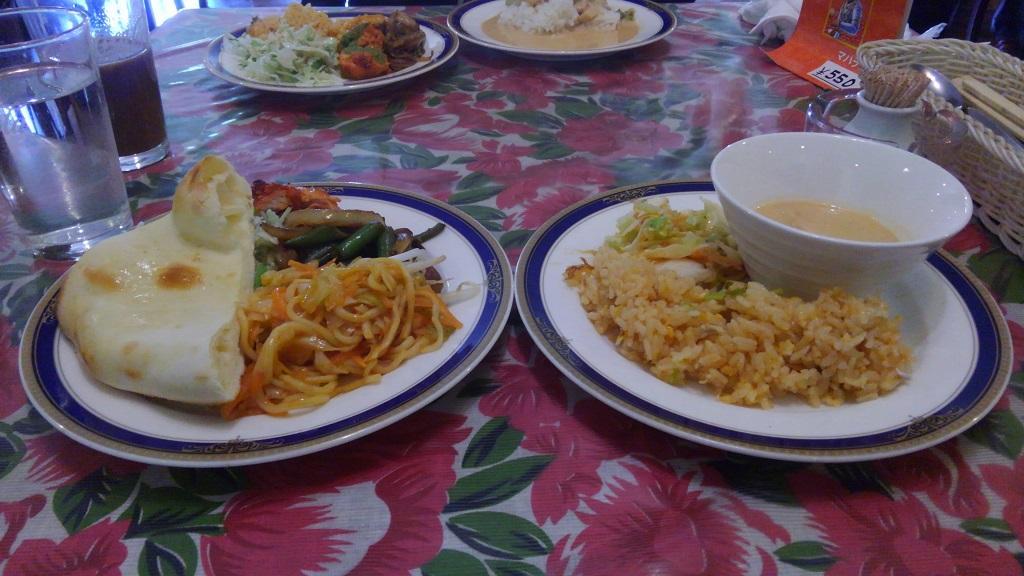 ハーブアンドスパイス倉敷タイ料理