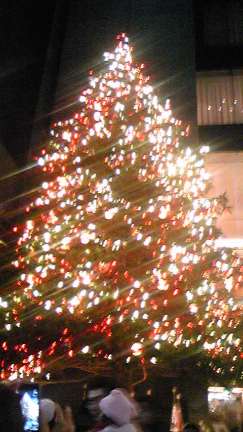 銀座クリスマスモード