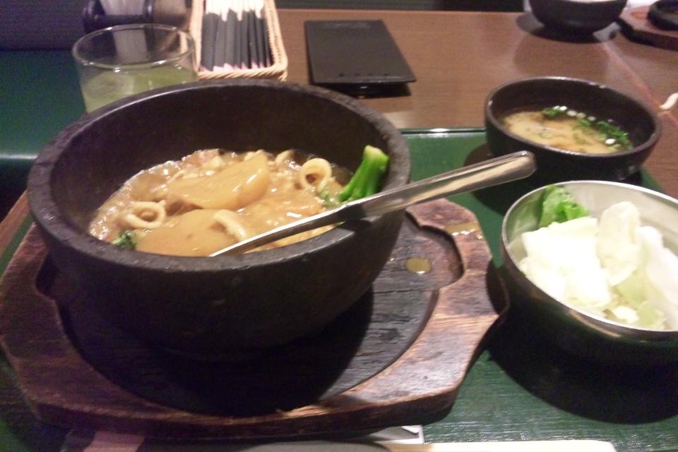 新横浜の穴場ランチ Foodiun Bar 一瑳