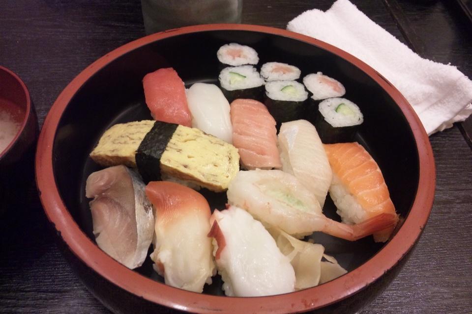 すし処あおい にぎり寿司