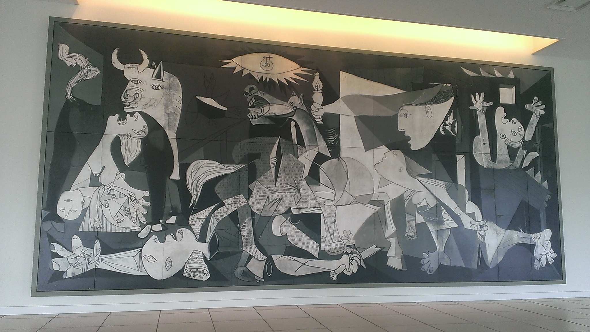 大塚国際美術館 ゲルニカ