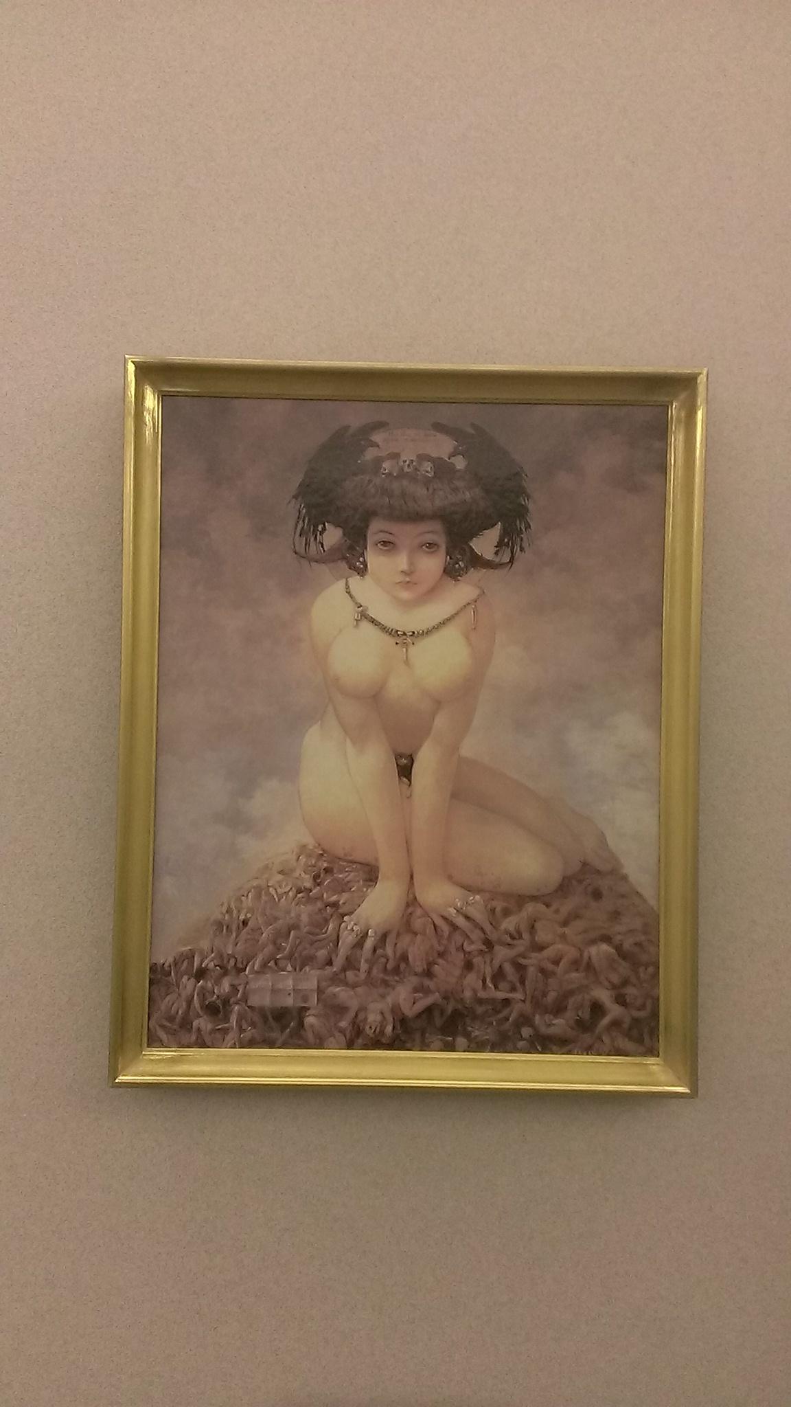 大塚国際美術館の萌え絵