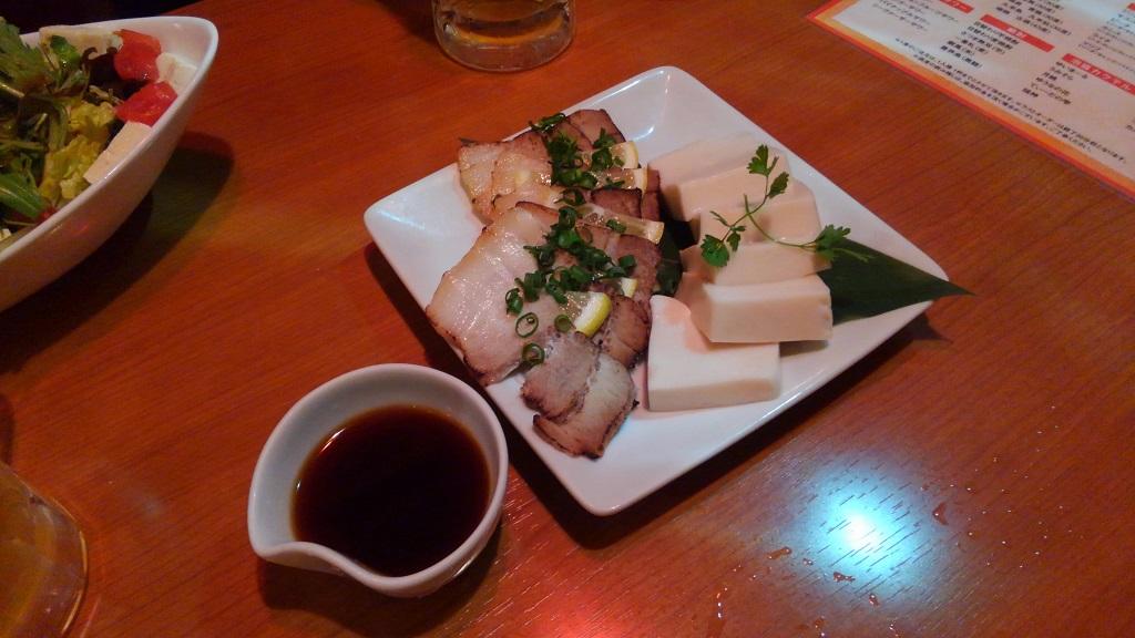 琉歌 稲田堤店 手作りジーマミー豆腐