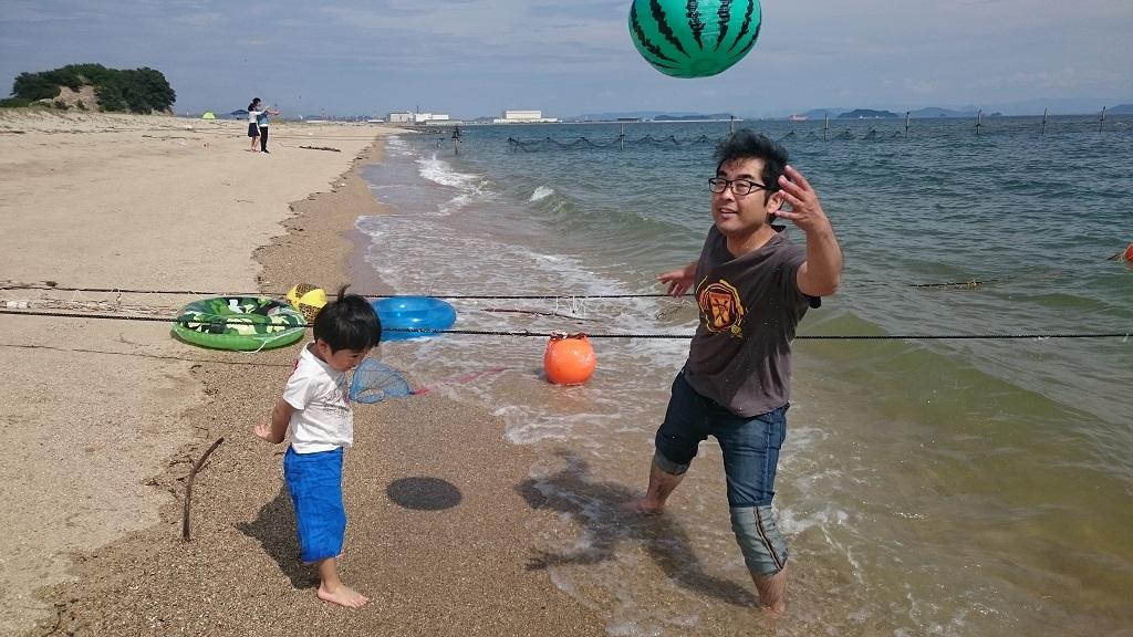 沙美海水浴場