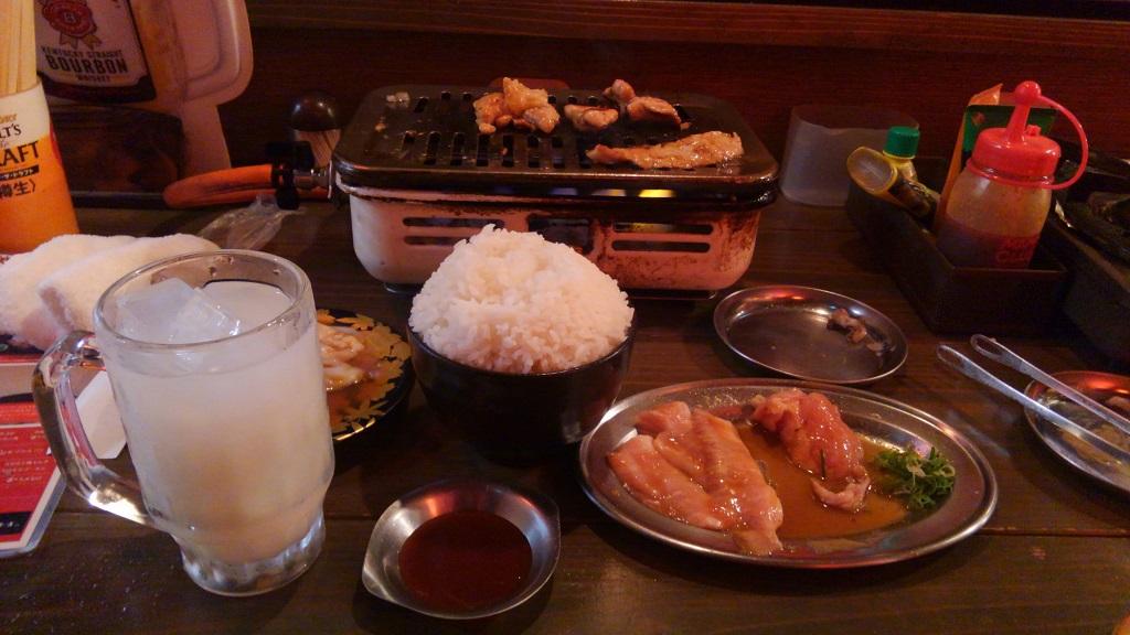 モツラ 日本昔話級ご飯