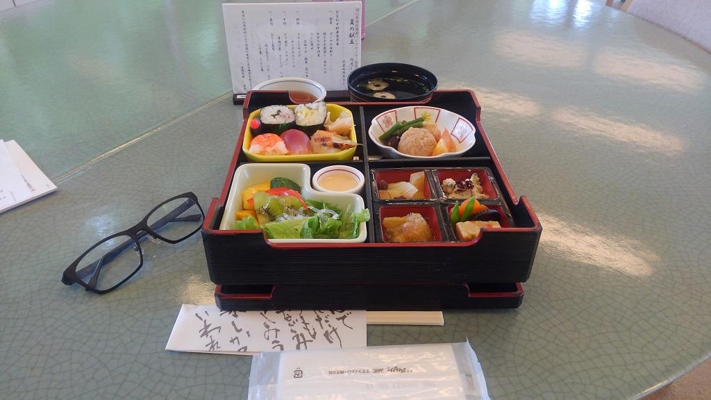 岡山健康づくり財団の弁当
