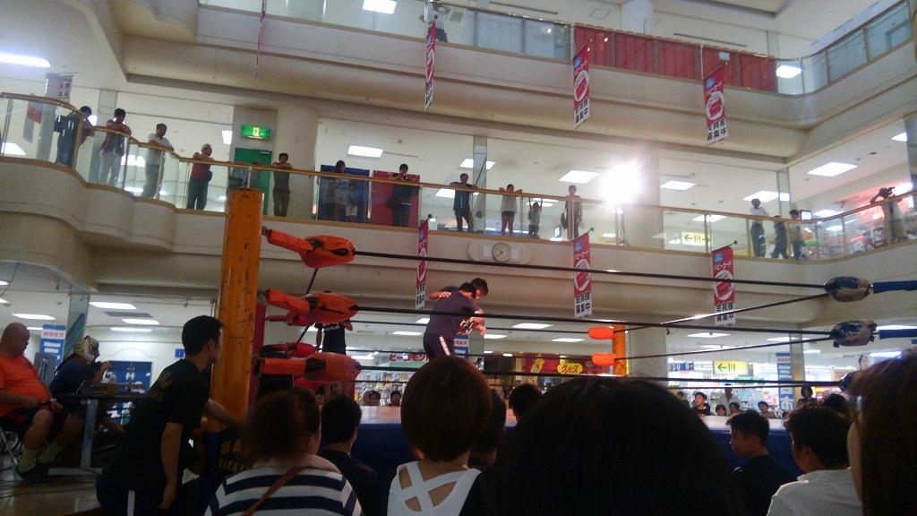 OPG SUMMER BATTLE 2017 鷲羽プロレス