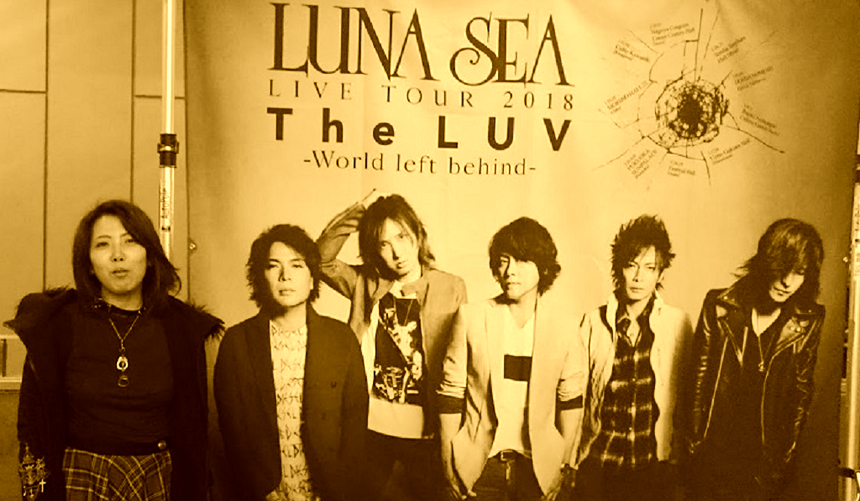 LUNA SEA LIVE TOUR 2018